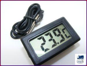 Digital Thermometer für Terrarium und Aquarium von Campo24